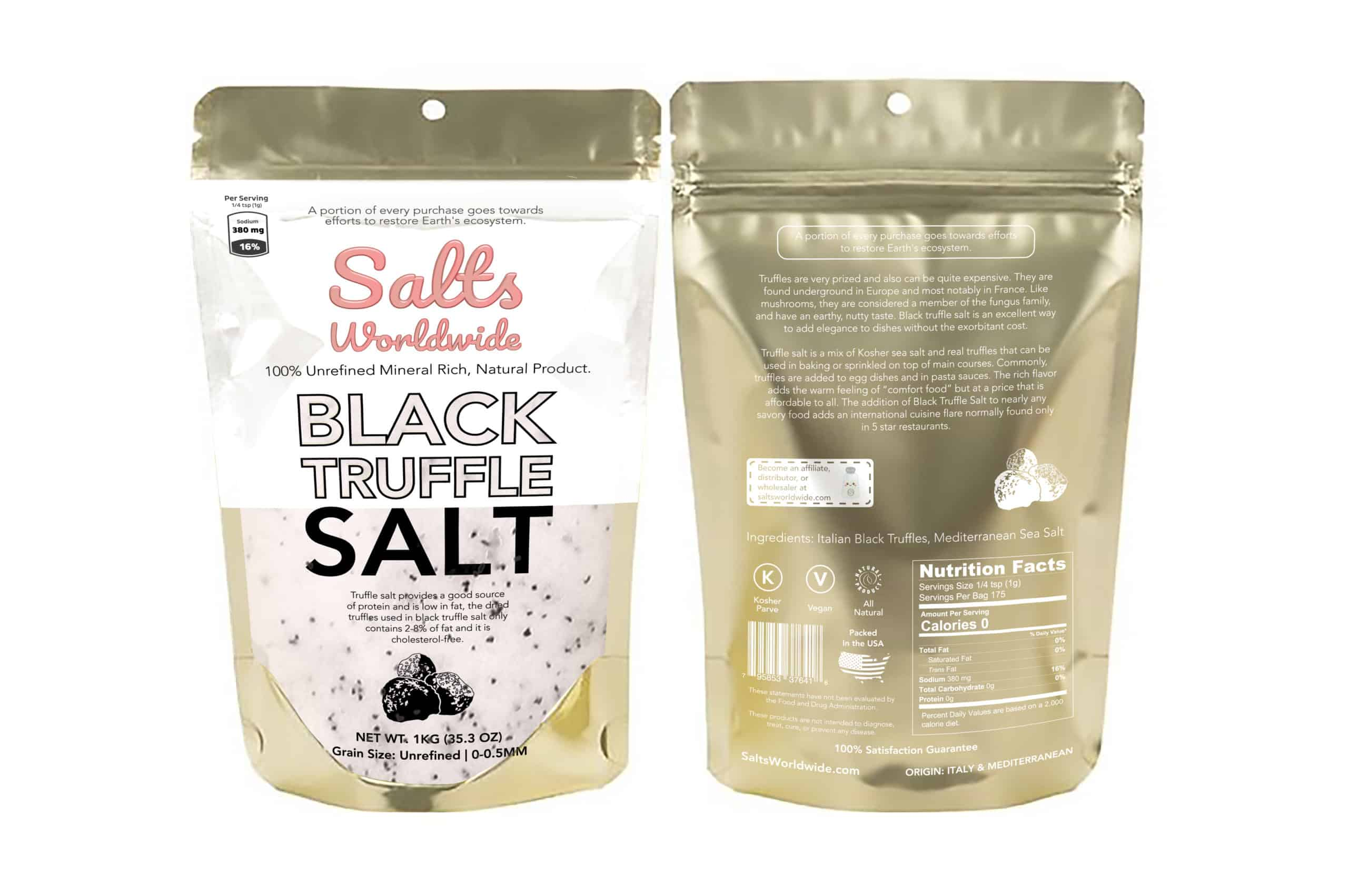 Black Truffle Salt 3